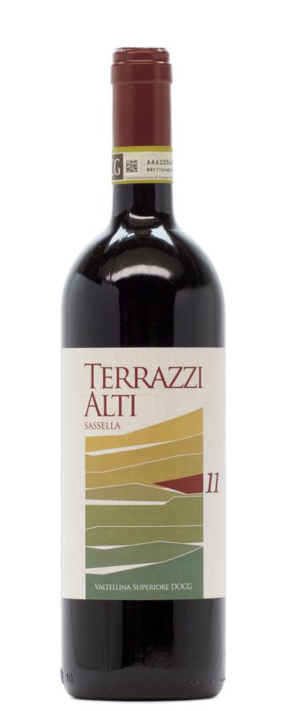 Terrazzi Alti / Sassella Valtellina Superiore Docg
