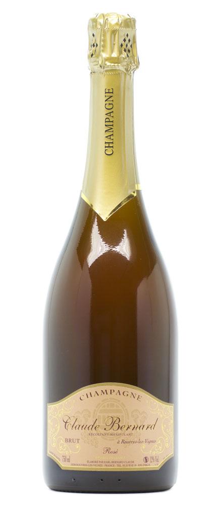 Claude Bernard / Champagne Brut Rosé